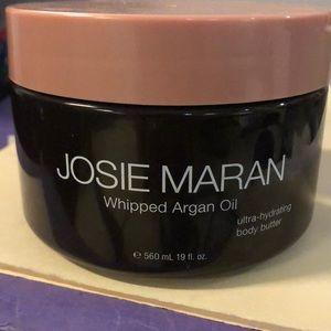 Josie maran whipped Aegean oil body butter